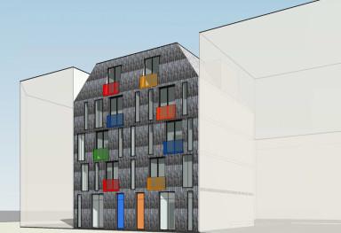 Appartementen Almere